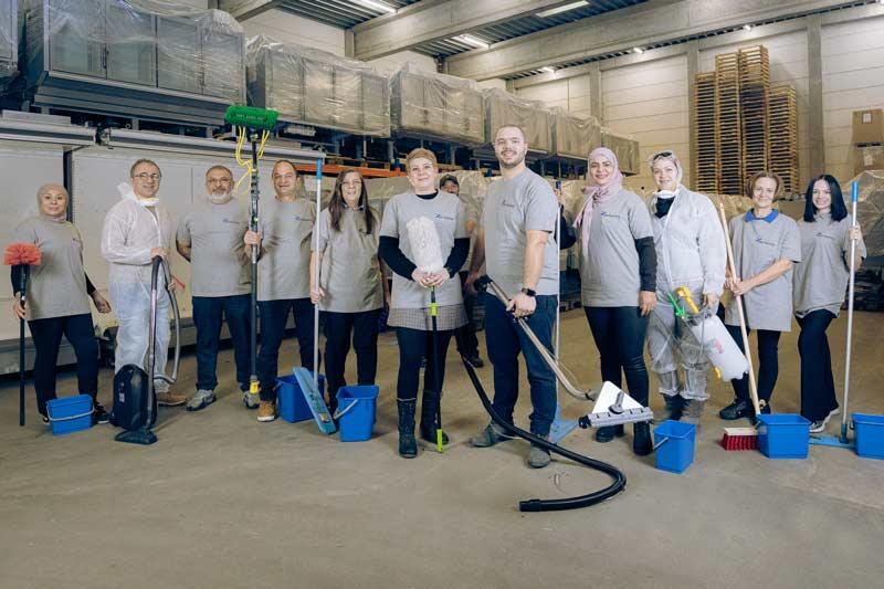 CR Facility Team